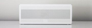 white-speaker