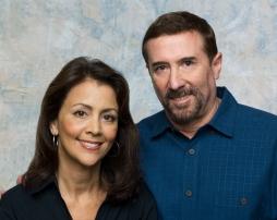 Celeste and Dave Sholin, mornings at KFRC