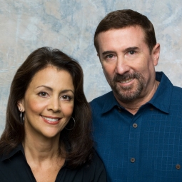 Celeste and Dave Sholin, mornings at KFRC