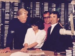 Lloyd Bridges pays a visit to KYA